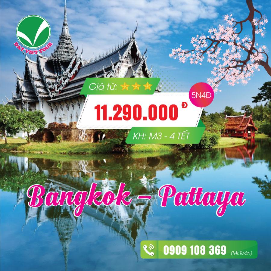 Tour TẾT Thái Lan